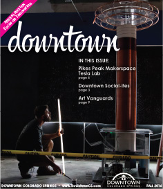 Downtown Aug28 cover